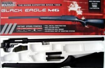 CyberGun M6 Black Eagle : la carabine à plomb parfaite pour sniper amateur