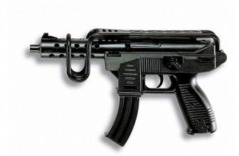 Edison Giocattoli – 026641 carabine à plomb : une mitraillette des plus réalistes