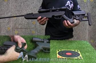 Comment entretenir ma carabine à plomb?